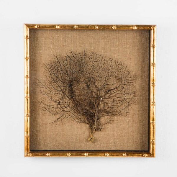 Obraz ze dřeva Thai Natura, 49 x 49 cm