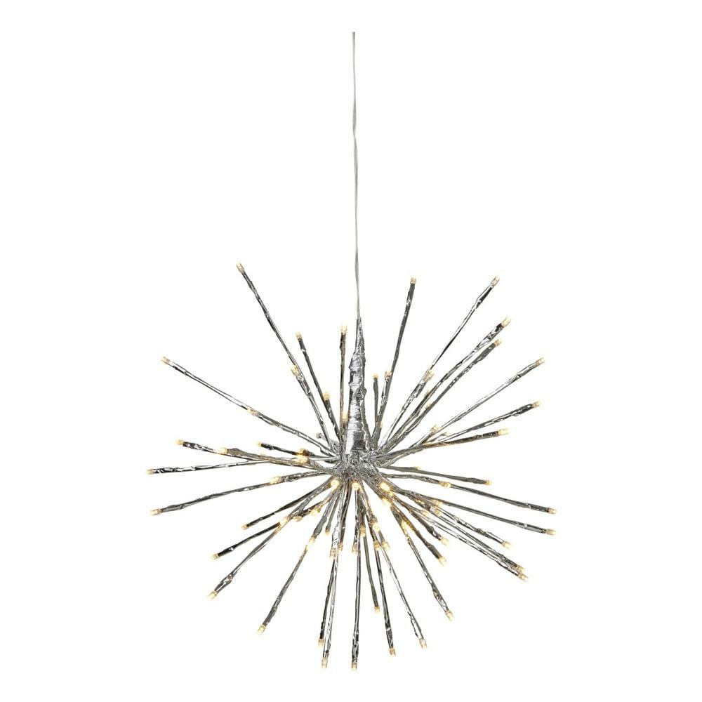 Svítící LED dekorace vhodná doexteriéru Best Season Firework, Ø 30 cm