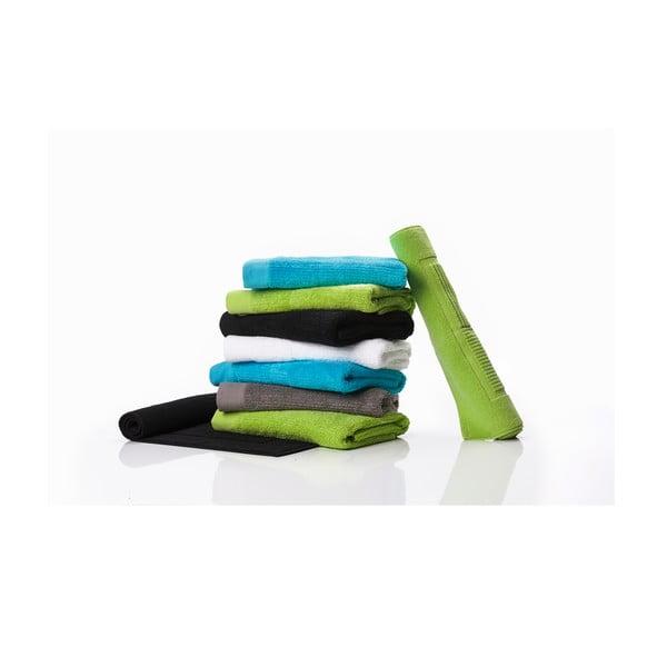 Pár malý ručníků, 2 ks, 30x30 cm, modré