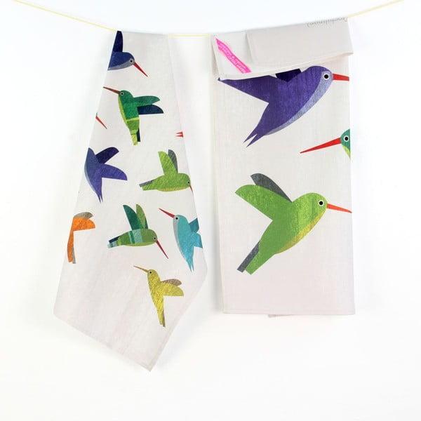 Set dvou utěrek Colibri