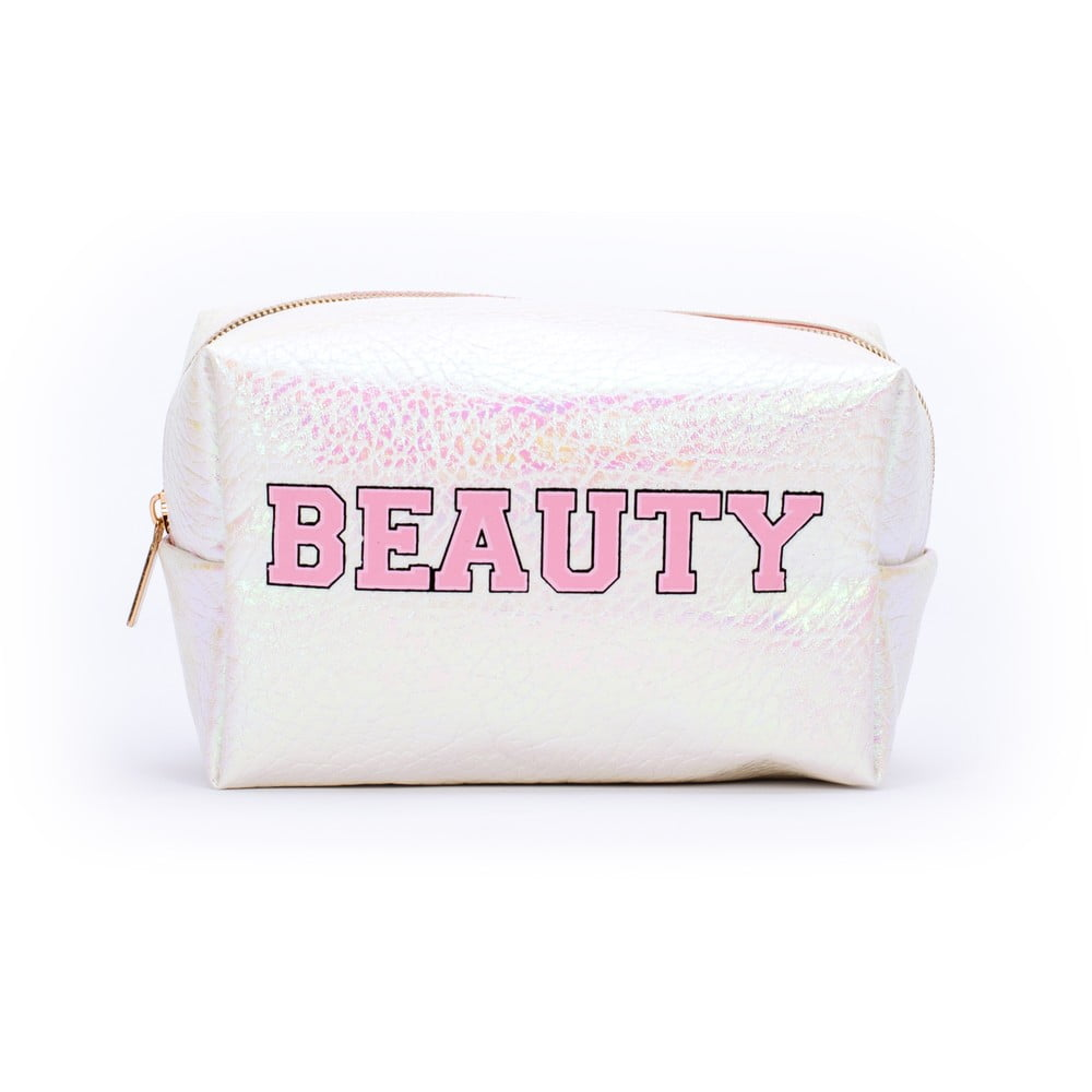 Růžová kosmetická taštička Tri-CoastalDesign Beauty