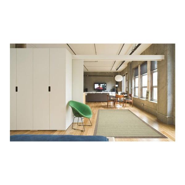 Covor foarte rezistent Floorita Chrome, 160 x 230 cm, verde