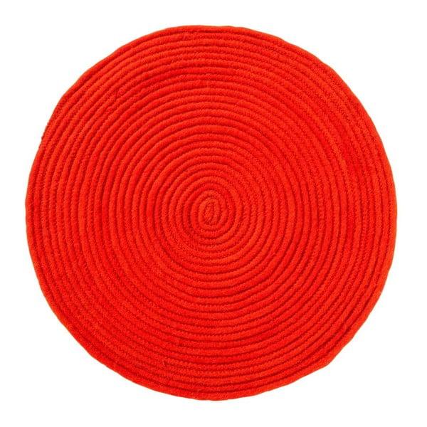 Koberec Spiral Brique, 70x70 cm
