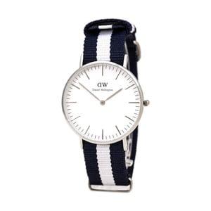 Dámské hodinky Daniel Wellington Glasgow Silver, ⌀36mm