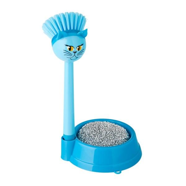 Sada na mytí nádobí Vigar Blue Cat
