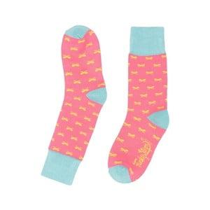 Barevné ponožky Funky Steps Poppy, vel. 35-39