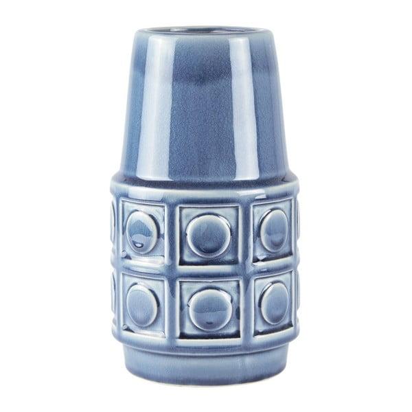 Váza KJ Collection Ceramic Blue