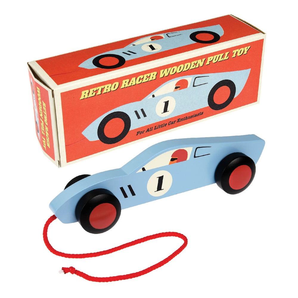 Modrá retro formule na provázku Rex London Racer