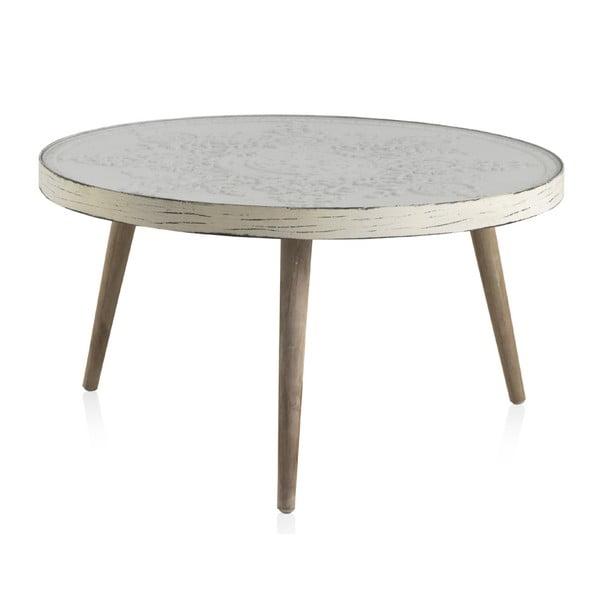 Bílý konferenční stolek Geese Brugge