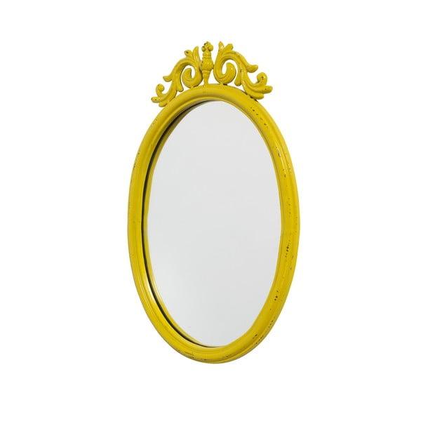 Zrcadlo Baroque, žluté