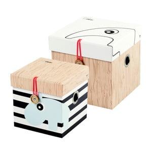 Set 2 cutii mici Done by Deer Square