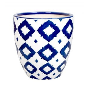 Ghiveci din ceramică lucrat manual a'miou home Tappa
