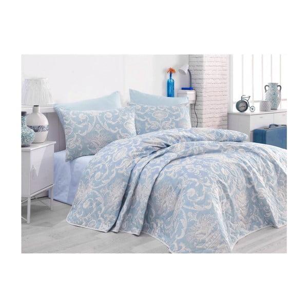 Tuval kétszemélyes ágytakaró, 200 x 220 cm