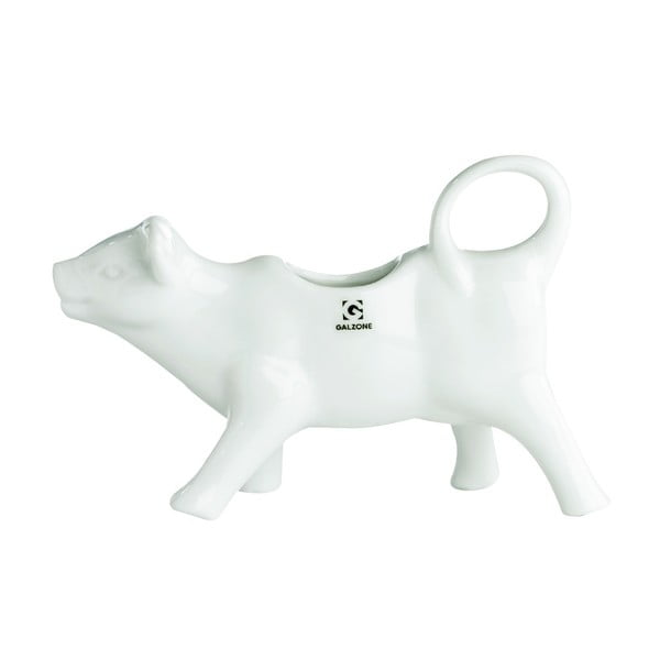 Porcelánová konvička na mléko KJ Collection Milk, 150 ml