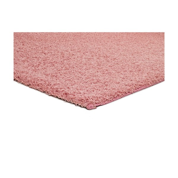 Růžový koberec Universal Princess, 120 x 60 cm