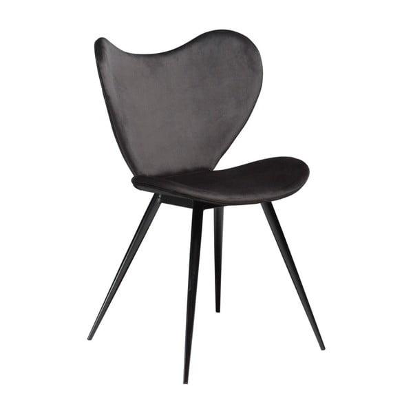 Czarne krzesło DAN-FORM Denmark Dreamer