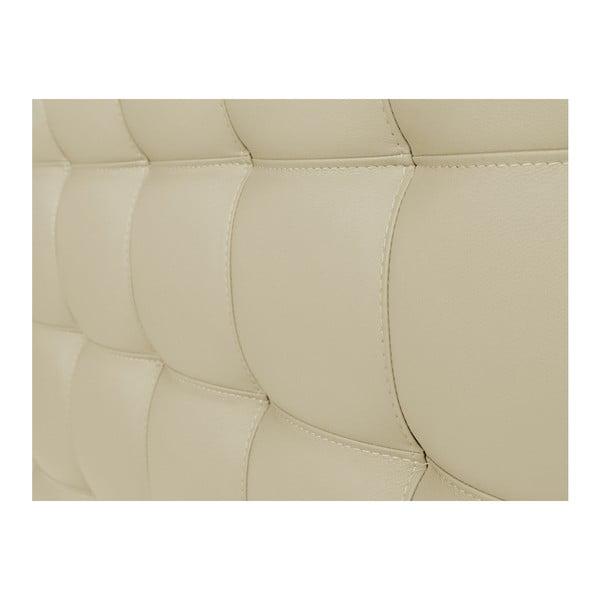 Krémové čelo postele Windsor & Co Sofas Deimos, 200 x 120 cm