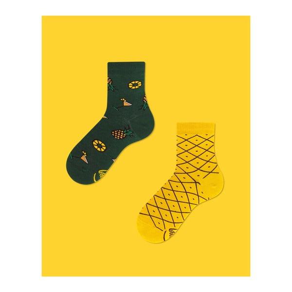 Dětské ponožky Many Mornings Pineapples,vel.27–30