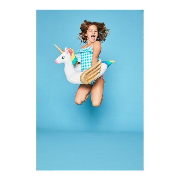 Dětský kruh Sunnylife Unicorn, pro děti od 3 let