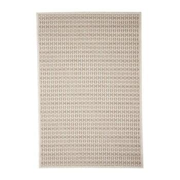 Covor adecvat pentru exterior Floorita Stuoia Mink, 155 x 230 cm, maro deschis