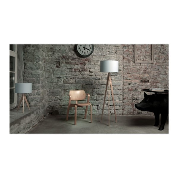 Stojací lampa Artist Birch/Light Blue