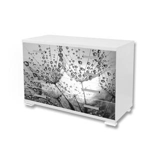 Nalepovací tapeta na nábytek Dimex Rosa, 125x85cm