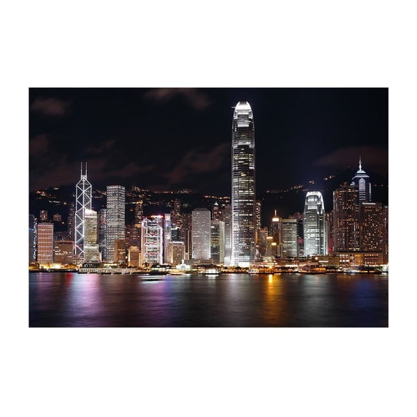 Obraz Hong Kong, 40x60 cm