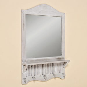Zrcadlo s poličkou Jive