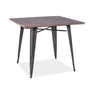 Jídelní stůl Signal Almir, 90x90cm