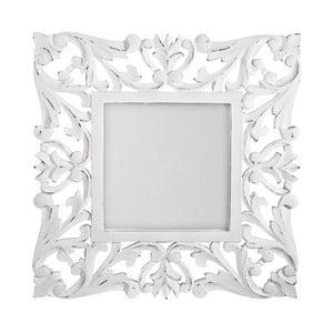 Nástěnné zrcadlo Bianco Antico, 60x60 cm