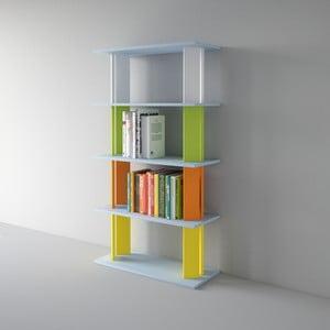 Knihovna Replay 149x80 cm, barevná