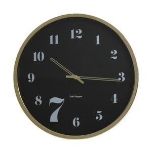 Nástěnné hodiny Salt&Pepper Zone, 50cm