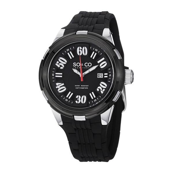 Pánské hodinky SoHo Black/Black