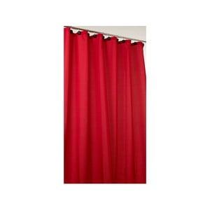 Sprchový závěs Comfort red, 180x200 cm