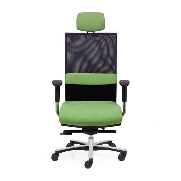 Kancelářské křeslo Reflex Balanc XL, zelené