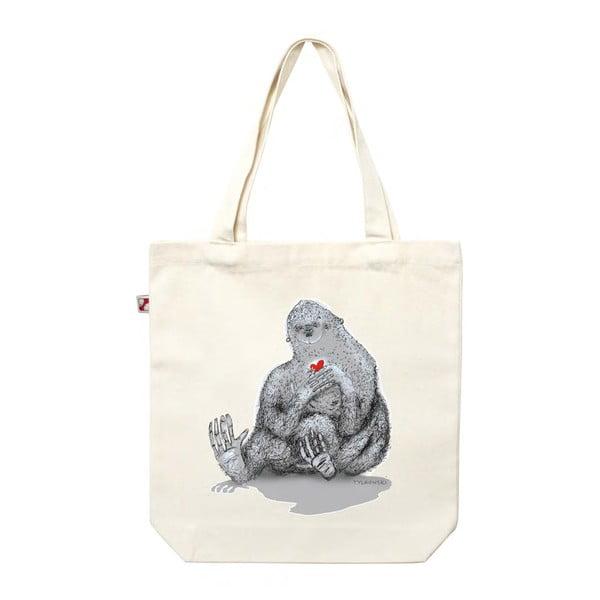 Plátěná taška Opice