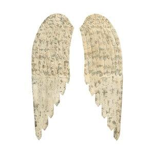 Dekorativní křídla na zeď