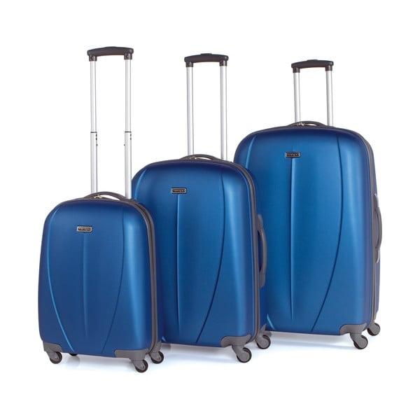 Set 3 cestovních kufrů Tempo Azul