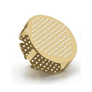 Răzătoare în formă de inel e-my Gratty, auriu