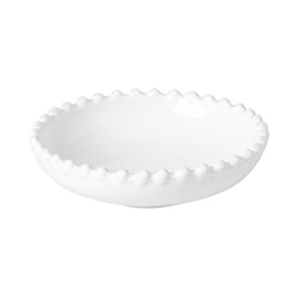 Bílá kameninový miska Costa Nova Pearl, ⌀ 11 cm