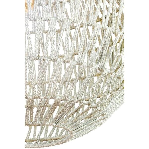 Závěsný lustr Fisura Hive Silver, 50 cm