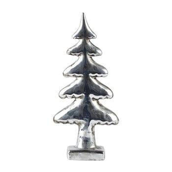 Decorațiune KJ Collection Tree Silver, 22cm de la KJ Collection