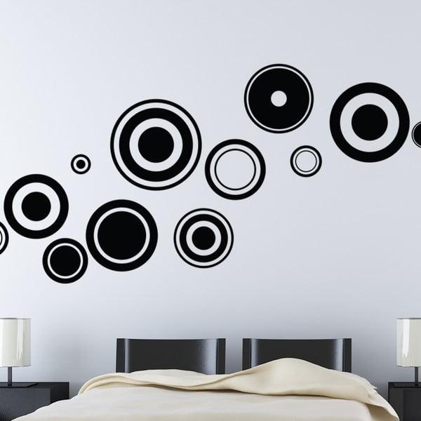Samolepka Ambiance Design Circles