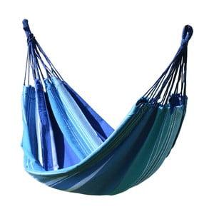 Hamac Cattara Textil, albastru - alb