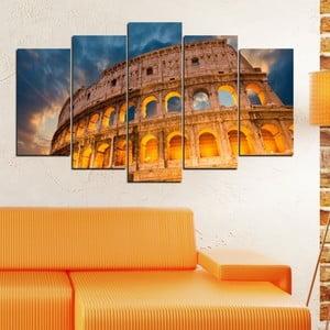 5dílný obraz Coloseum