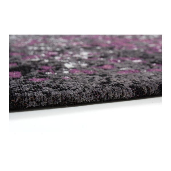 Šedo-fialový koberec Kayoom Violet Autumn, 160x230cm