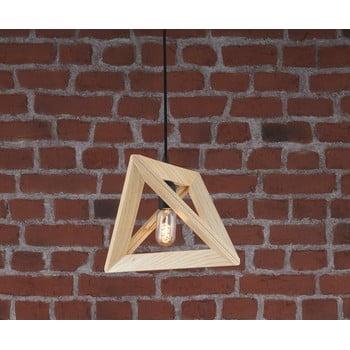 Lustră din lemn Homemania Geometry de la Homemania
