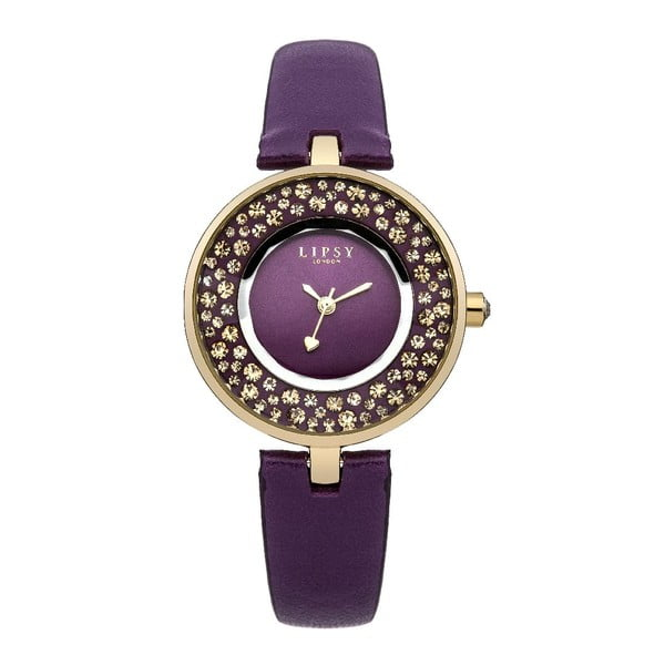 Hodinky Lipsy London Purple