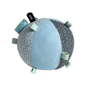 Modrá dětská hračka z organické bavlny OYOY Blue Friend