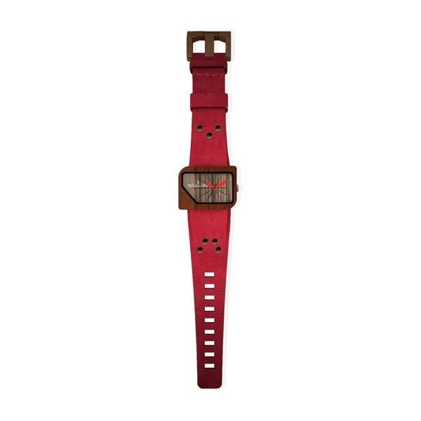 Hodinky Pellicano Red/Ebony